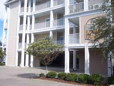 North Myrtle Beach Condo/Townhouse For Sale: 407 N 24th Street #102