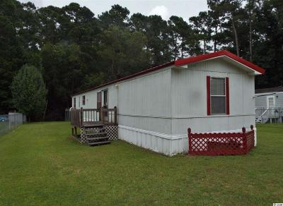Little River Single Family Home For Sale: 3881 Hwy 50