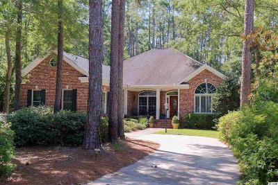 Pawleys Island Single Family Home For Sale: 280 Georgetown Ct