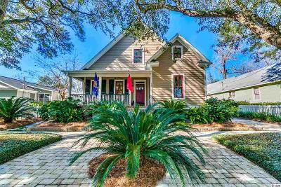 Georgetown Single Family Home Active-Pending Sale - Cash Ter: 307 Cannon Street