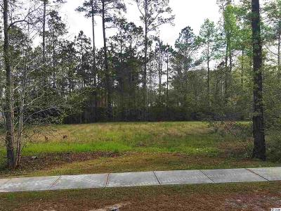 Horry County Residential Lots & Land For Sale: Lot 528 Chamberlin Rd.