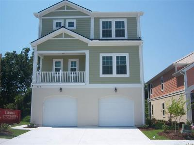 North Myrtle Beach Single Family Home Active-Pending Sale - Cash Ter: 401 7th Avenue South