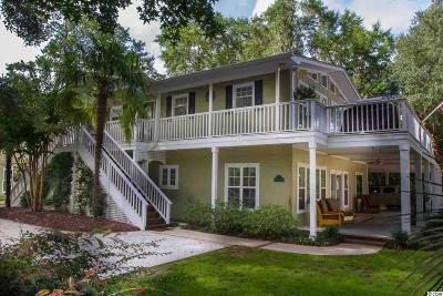 Pawleys Island Single Family Home For Sale: 39 Lancer Lane