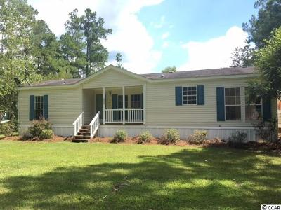 Gresham SC Single Family Home For Sale: $59,900
