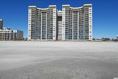 North Myrtle Beach Condo/Townhouse For Sale: 201 S Ocean Blvd #1704-PH