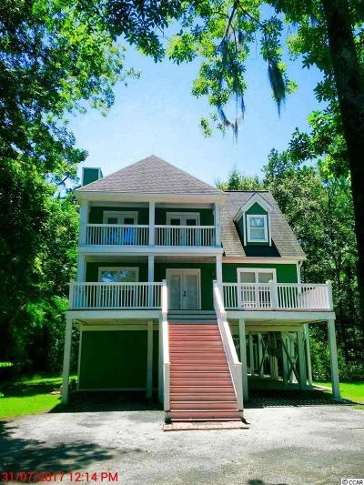 Murrells Inlet Single Family Home For Sale: 5371 Berkeley Ct