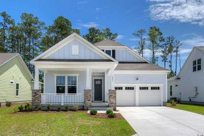 Murrells Inlet Single Family Home For Sale: 1053 Longwood Bluffs Circle