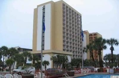 Myrtle Beach SC Condo/Townhouse For Sale: $46,500
