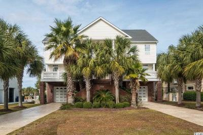North Myrtle Beach Single Family Home For Sale: 607 N Hillside Drive