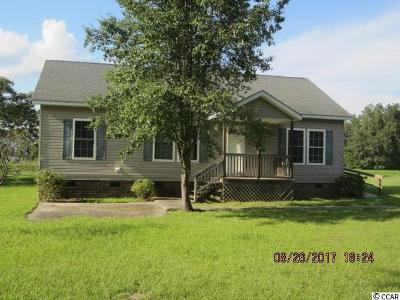 Longs Single Family Home For Sale: 837 Elbow Road