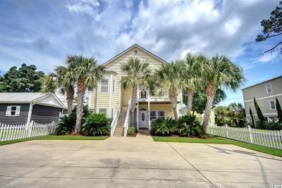 North Myrtle Beach Multi Family Home For Sale: 504 16th Ave S