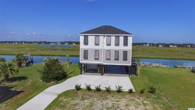 Garden City Beach Single Family Home For Sale: 880 S Waccamaw Dr