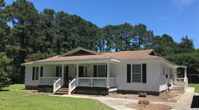 Pawleys Island Single Family Home Active-Pend. Contingent Contra: 849 River Oaks Circle
