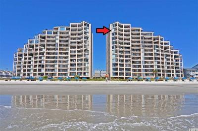 Garden City Beach Condo/Townhouse For Sale: 1690 N Waccamaw Drive #1107