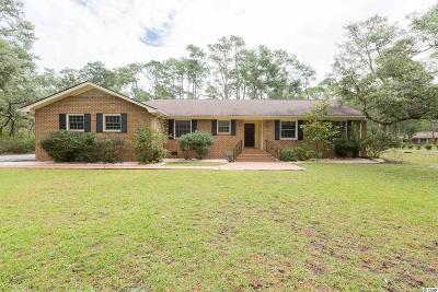 Myrtle Beach Single Family Home Active W/Kickout Clause: 242 Middle Gate Road
