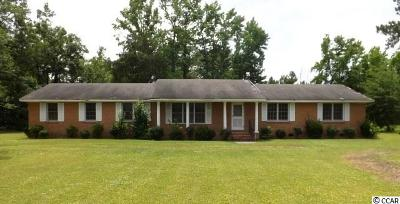 Timmonsviile SC Single Family Home Active-Pend. Cntgt. On Financi: $23,320