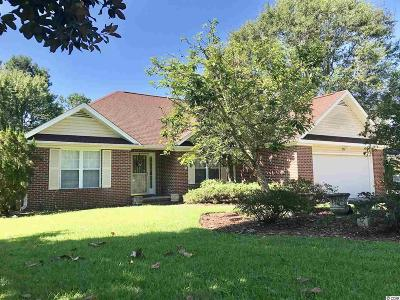Single Family Home For Sale: 619 Blackstone Drive