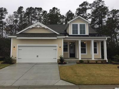 Murrells Inlet Single Family Home For Sale: Lot 7 Ponte Vedra Drive
