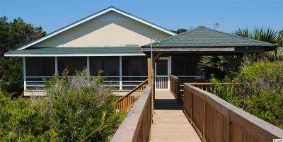 Pawleys Island Single Family Home For Sale: 445 Norris Drive
