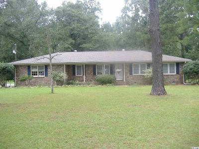 Loris Single Family Home Active-Pend. Cntgt. On Financi: 4017 Highway 66