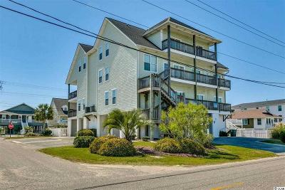 North Myrtle Beach Multi Family Home For Sale: 5109 N Ocean Blvd.