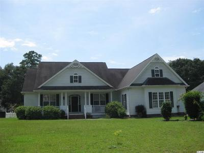 Murrells Inlet Single Family Home For Sale: 5087 Spanish Oaks Ct.