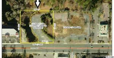 Georgetown County, Horry County Residential Lots & Land For Sale: 70th Ave N Kings Hwy.