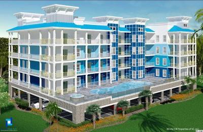 North Myrtle Beach Condo/Townhouse For Sale: 3410 S Ocean Blvd #201