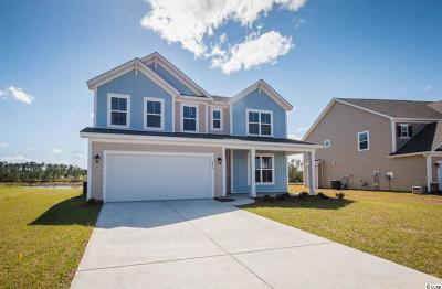 Myrtle Beach Single Family Home For Sale: 1036 Caprisia Loop