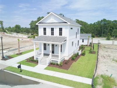 Myrtle Beach Single Family Home Active-Pend. Cntgt. On Financi: Lot 14 - 8292 Sandlapper Way