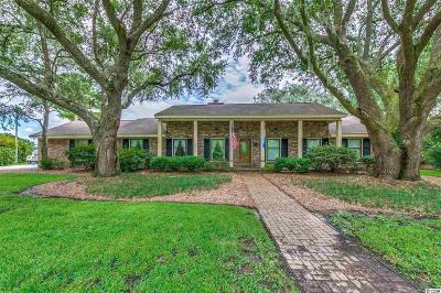 Georgetown Single Family Home For Sale: 68 Ricefield Place