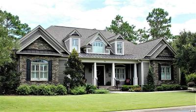 Murrells Inlet Single Family Home For Sale: 54 Highwood Circle