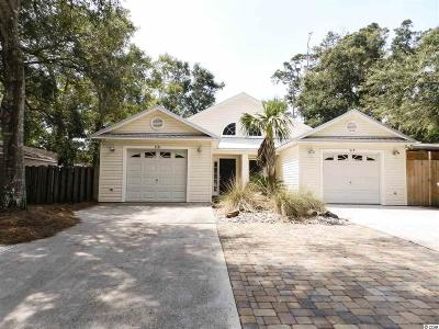 Surfside Beach Condo/Townhouse For Sale: 513 1st Ave N #A