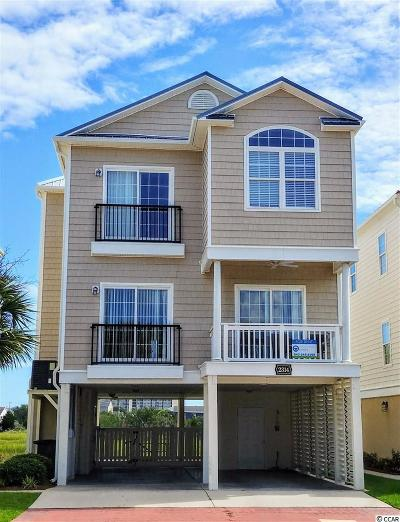 North Myrtle Beach Single Family Home For Sale: 2314 Pointe Marsh Lane
