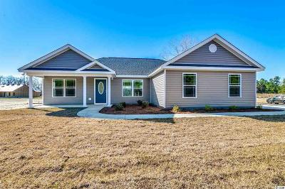 Galivants Ferry SC Single Family Home For Sale: $156,900