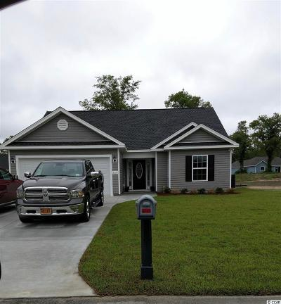 Galivants Ferry SC Single Family Home For Sale: $168,900
