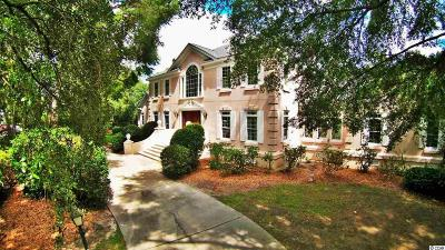 Murrells Inlet Single Family Home Active-Pending Sale - Cash Ter: 4501 Richmond Hill Drive