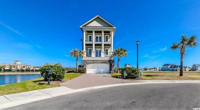 Myrtle Beach Single Family Home Active-Pend. Cntgt. On Financi: 1128 Whispering Winds Drive