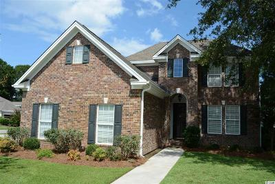 Murrells Inlet Single Family Home Active-Pend. Cntgt. On Financi: 4511 Maypop Trail