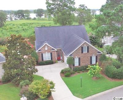 Pawleys Island Single Family Home For Sale: 240 Portrush Loop