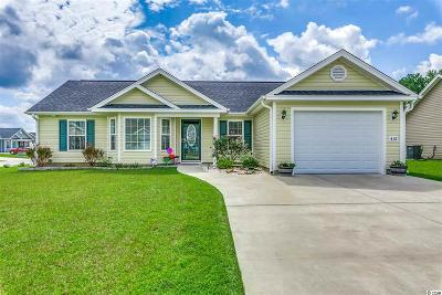 Conway SC Single Family Home For Sale: $157,000