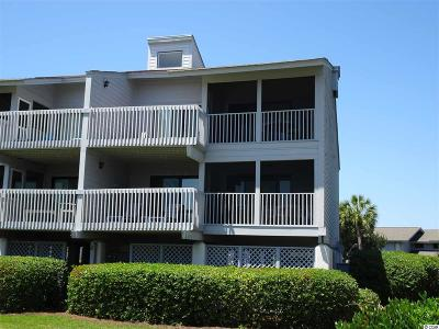 Pawleys Island Condo/Townhouse For Sale: 18c Inlet Point #18C