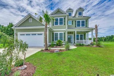Myrtle Beach Single Family Home Active-Hold-Don't Show: 5157 Middleton View Drive
