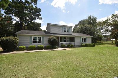 Georgetown Single Family Home For Sale: 2313 S Island Rd