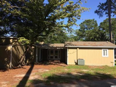Little River SC Single Family Home Active-Pend. Contingent Contra: $154,900