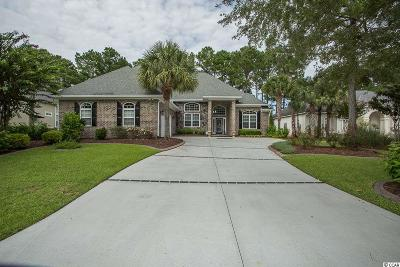 North Myrtle Beach Single Family Home For Sale: 5305 Pheasant Drive
