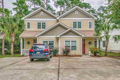 Surfside Beach Multi Family Home For Sale: 636 13th Avenue S
