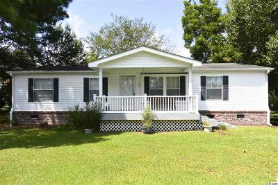 Little River Single Family Home For Sale: 163 Queens Rd