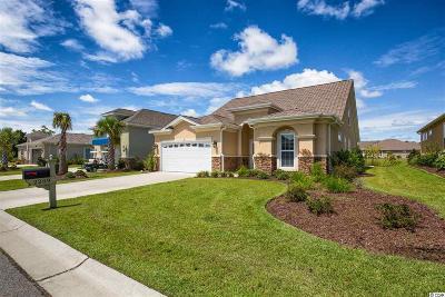 North Myrtle Beach Single Family Home For Sale: 2209 Via Palma Drive