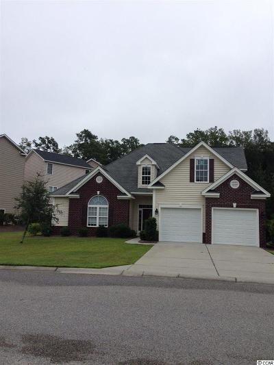 Myrtle Beach Single Family Home For Sale: 201 Appian Way